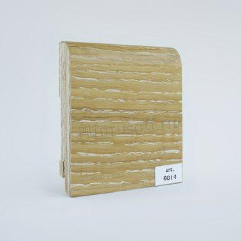 Шпонированный плинтус арт. 0014